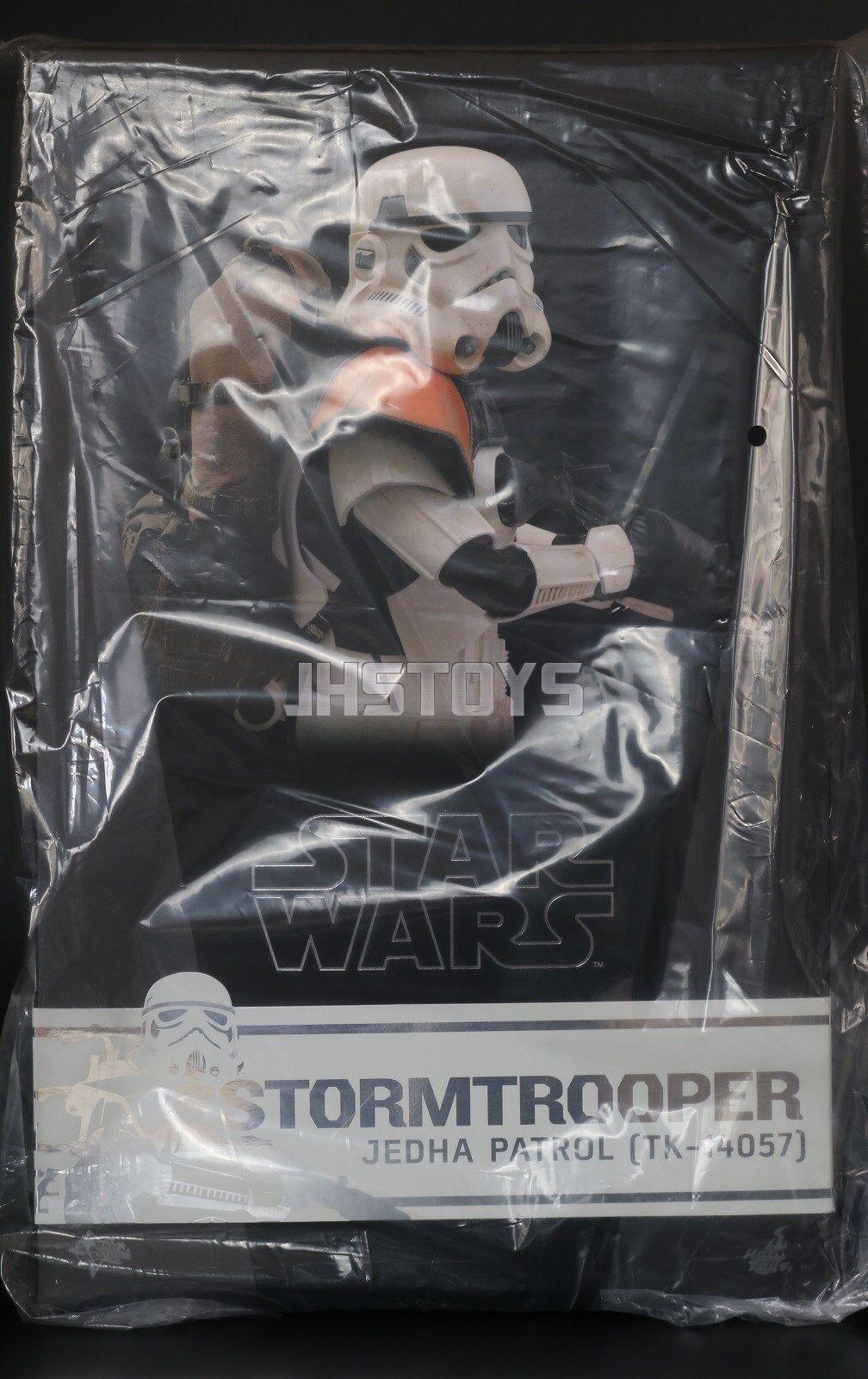 heta leksaker 1  6 stjärnornas krig Rogue One Stormtrooper Jedha patrullera TK -14057 MMS392