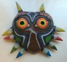 Majoras Mask Anime Cosplay Zelda Latex Mask Fancy Dress Costume Game-UK Seller