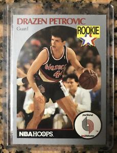 1990-NBA-Hoops-Drazen-Petrovic-248-Great-Investment-Mint-Psa