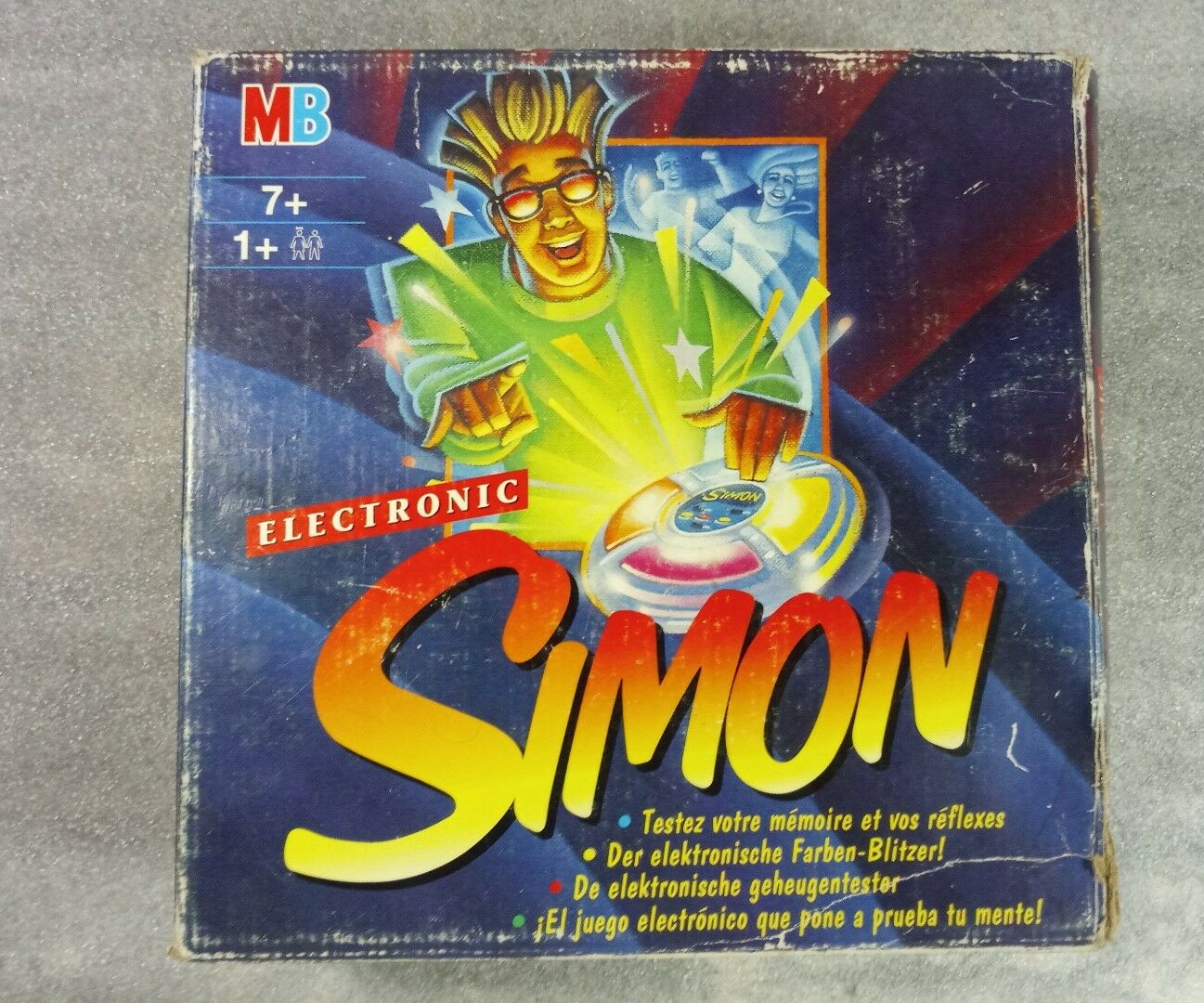Simon Electronic de MB 1996