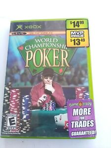 World-Championship-Poker-Original-Xbox-Game-Complete-amp-Tested