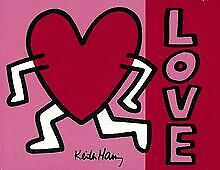 Love by Haring, Keith | Book | condition very good