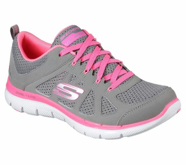 SKECHERS Schuhe für Damen in grau günstig kaufen | mirapodo
