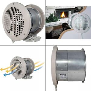 Details about Transfer Fan Room Air Heat Circulation ThruWall HVAC  Thru-Wall Vent Airflow New