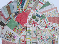 Crate Paper [party Day] Paper Pad & Embellishments [set D] Save 75%