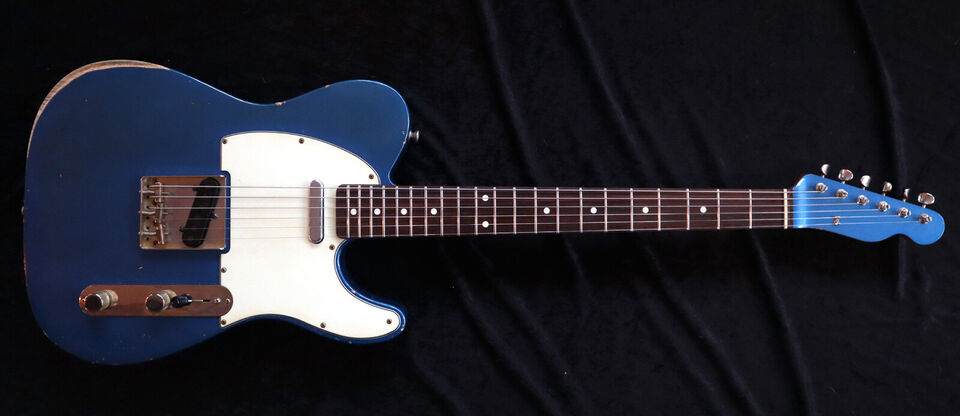 Miller Jacoby Telecaster 2021