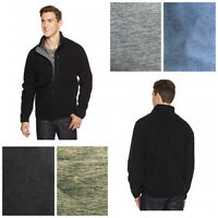 32 Degrees Weatherproof Men's Sherpa-lined Fleece Jacket Free Ship H31 H32