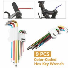 Wiha 36986 Color Coded Hex Key Set