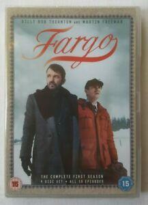 Fargo-The-Complete-First-Season-1-2014-4-Disc-Set-Martin-Freeman-UK-Region-2-DVD