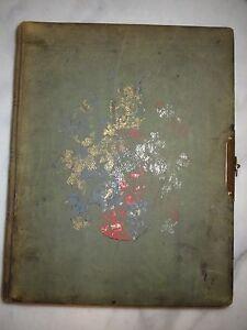 Franc Heidelberg-corps Guestphalia-album Vide Avec Armoiries - 1895/studentika-afficher Le Titre D'origine