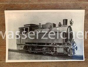 """Orig.Foto Herford 1 Herforder Kleinbahn """"Loose Nr.8"""" Borsig  (513)"""