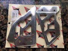 NEW Suzuki GSX-R600 GSX-R750 GSX-R1000 Heel Guards DRP100067