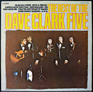 The-Dave-Clark-Five-The-Best-Of-The-Dave-Clark-Five-Vinyl-Schallplatte-168821