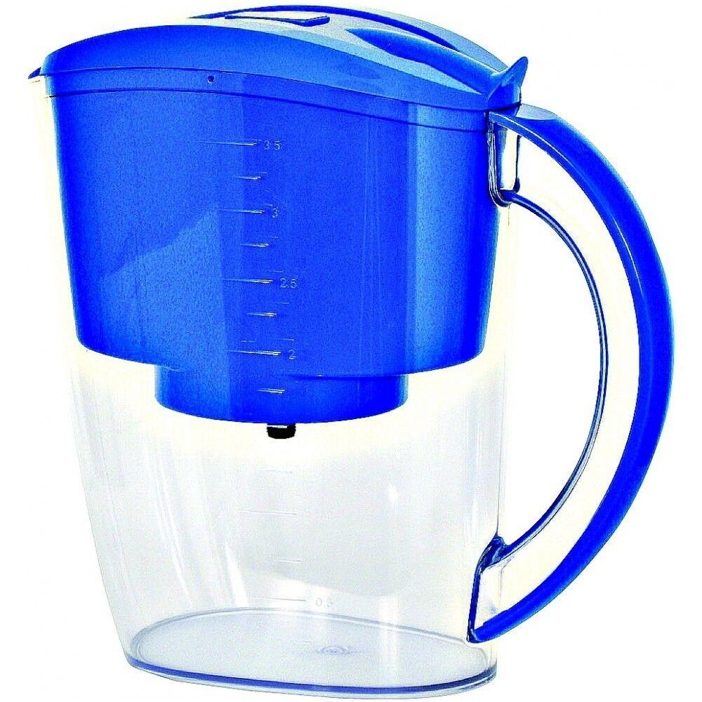 Propur Fluorure Filtre à eau pichet avec (1) ProOne M Filtre G2.0 + CADEAU