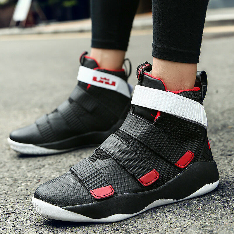 Fashion hommes Basketball Chaussures High High High Top Sneakers Bottes Running Athletic Ch8 6c816a
