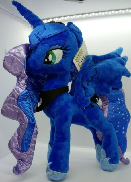 My Little Pony Princess Luna 12 Inch Toddler Stuffed Plush Kids Toys For Sale Online Ebay