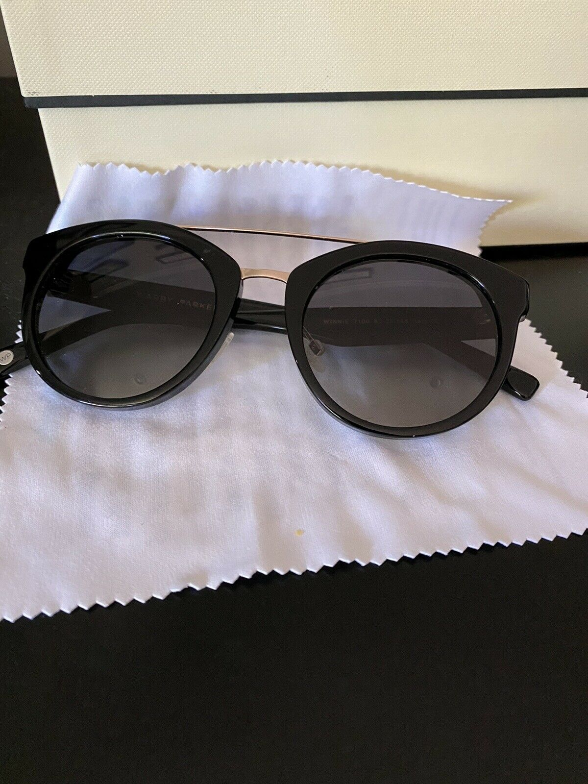 Warby Parker Winnie Sunglasses (made In Italy) - image 8