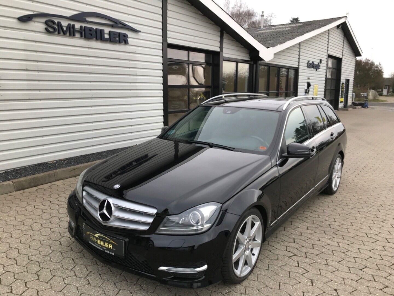 Mercedes C300 3,0 CDi Avantgarde stc aut 4-M BE 5d - 2.999 kr.