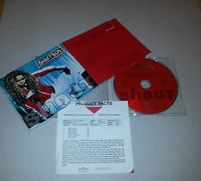 Single CD Sweetbox feat D.Christopher Taylor Shout 1998 + Product Facts MCD S 52