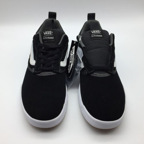 ultrarange Hombre Pro blanco Negro Zapatillas Vans HOqw18