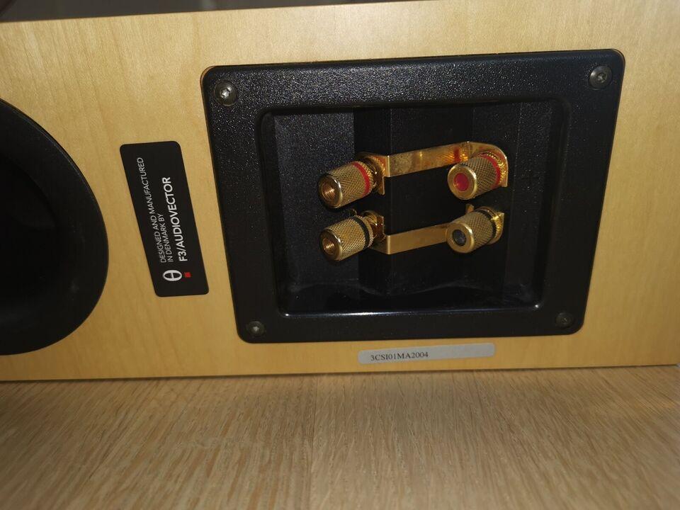 Harman kardon, AVR 5550, 5.1 højttalersæt