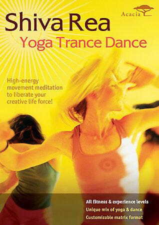 Shiva Rea - Yoga Trance Dance DVD, 2006  - $6.75
