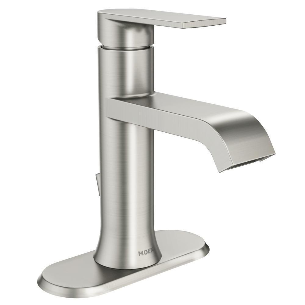 Genta Single Handle Bathroom Faucet