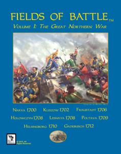 Placa wargame-Campos De Batalla-volumen 1  la Gran Guerra del Norte - 18C