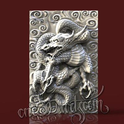 3D STL CNC Model Magnificent forest file for CNC Router Carving Machine Printer Relief Artcam Aspire Cut3d