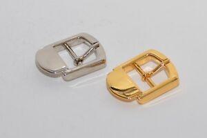 rostfrei 2x Gürtelschnalle Schnalle Schließe für ca 25 mm Breite Silber