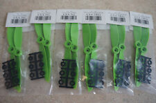 HQ Prop Green 6x4.5 Direct Drive 6-CCW/6-CW Propellers(12 props)
