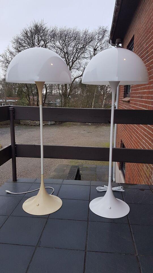 Verner Panton, Panthella lamper, gulvlampe