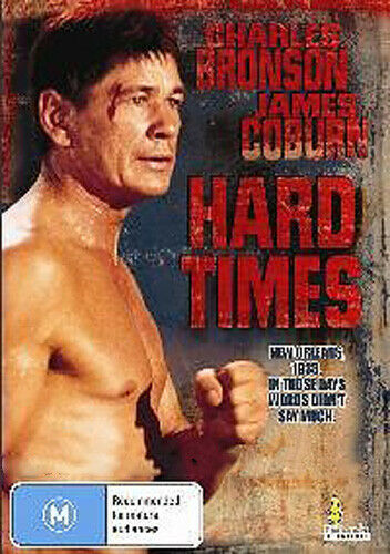 Hard Times AKA Streetfighter (Charles Bronson) DVD BRAND NEW SEALED