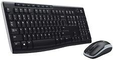Logitech MK270 Wireless Combo Keyboard and Mouse (920-004536)