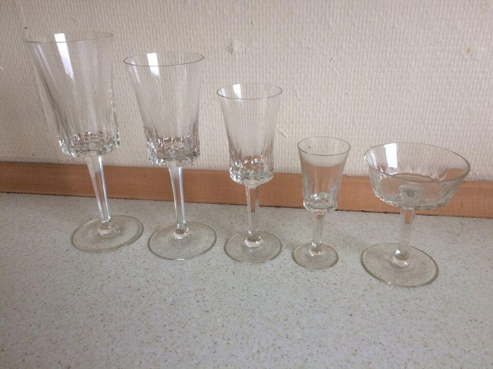 Glas, 44 crystal glas