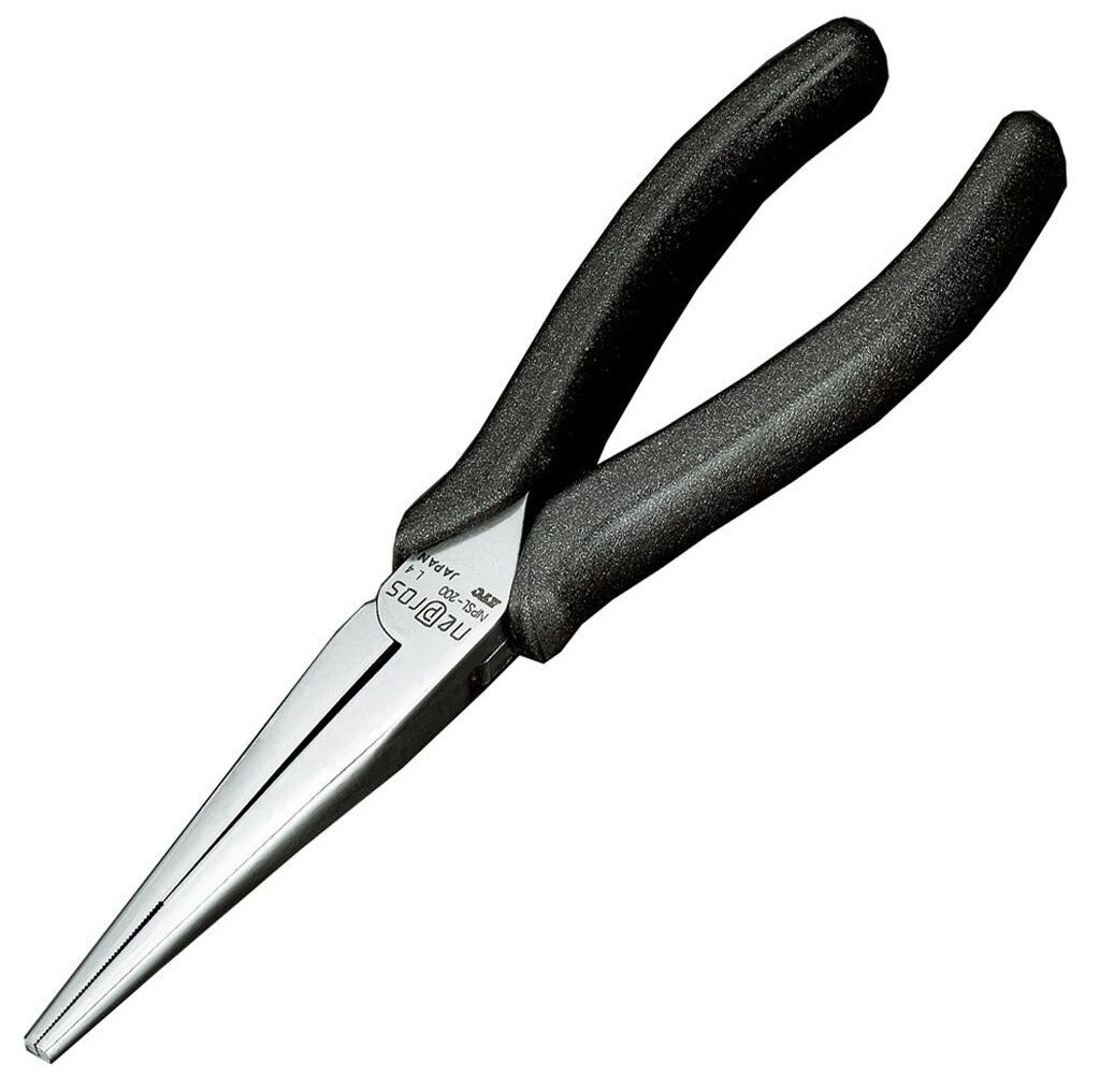KTC-NEPROS / LONG NOSE PLIERS / NPSL-200 / MADE IN JAPAN