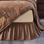 PRESCOTT-QUILT-SET-choose-size-amp-accessories-Rustic-Plaid-Brown-Lodge-VHC-Brands thumbnail 11
