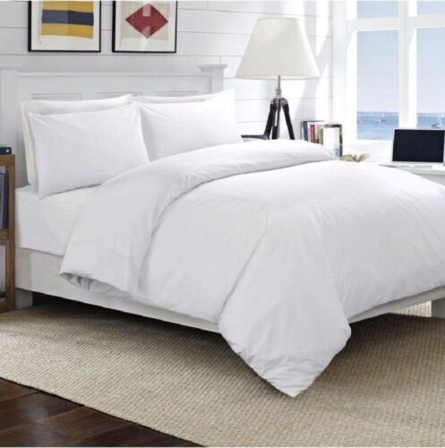 Flat Bed Sheets 7 Colours 4 Sizes Kohsar T200 Percale Plain Dyed Soft Fitted