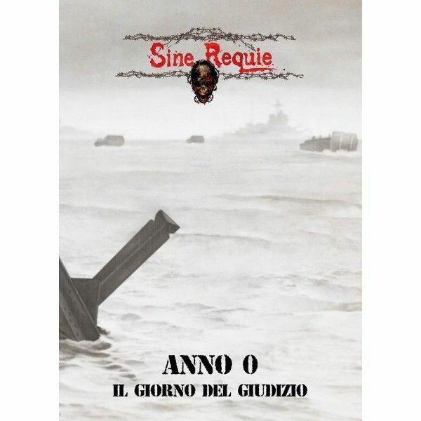 Sine Requie XIII  Year 0 - The Giorno of judgment, New, Italian ASMODEE