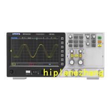 4 Channels 80mhz Oscilloscope 1gsas 64m Depth 60k Wfmss 7 Touch Screen Usb