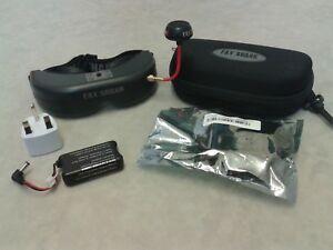 FatShark-Predator-V2-FPV-Goggles-5-8GHz-Antenna-Charger-More-RC-Quadcopter-Plane