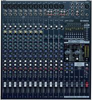 Yamaha Emx 5016cf 16 Ch 2x500w Powerd Mixer (086792856216) Musical Instruments