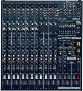 Yamaha Emx 5016cf 16 Ch 2x500w Powerd Mixer (086792856216)