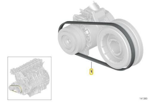 V-Cintura a costine per BMW 3 7 serie Febi Bilstein 38442 5