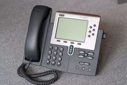 Cisco 7960 IP Business Telephones POE VoIP Phone CP-7960G Qty