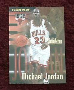 MICHAEL-JORDAN-1995-96-Fleer-Firm-Foundation-323-Chicago-Bulls