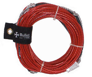 BULLET-LINES-75-039-COATED-SPECTRA-WAKEBOARD-WATER-SKI-ROPE-MAINLINE-NON-STRETCH-R