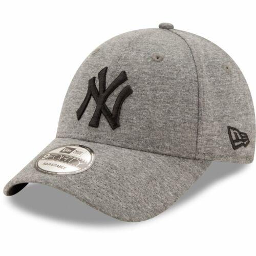 New Era 9Forty Strapback Cap JERSEY New York Yankees grau