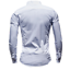 Cotton-Men-039-s-Daily-Wear-Casual-Shirt-Slim-Long-Sleeve-Tops-Fashion-Blouse-Shirts thumbnail 7
