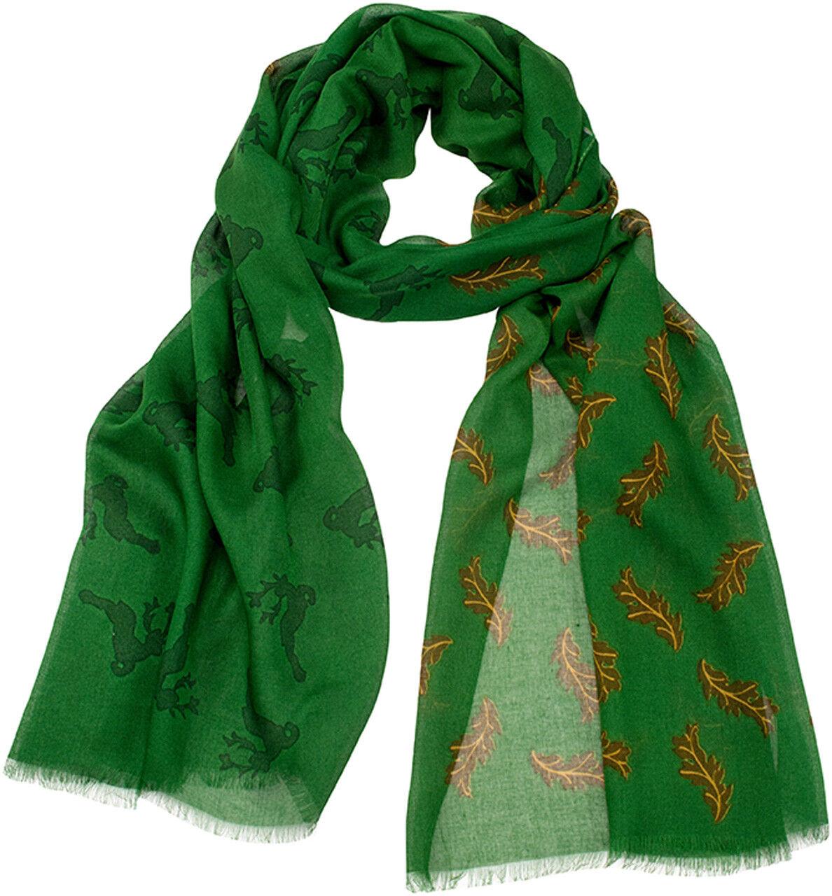 Trachtentuch Grün Braun Braun Braun Grün braun Dirndl 100% Modal scarf Hirsch stags   Die Qualität Und Die Verbraucher Zunächst    Clearance Sale    Perfekte Verarbeitung  bc0e4b